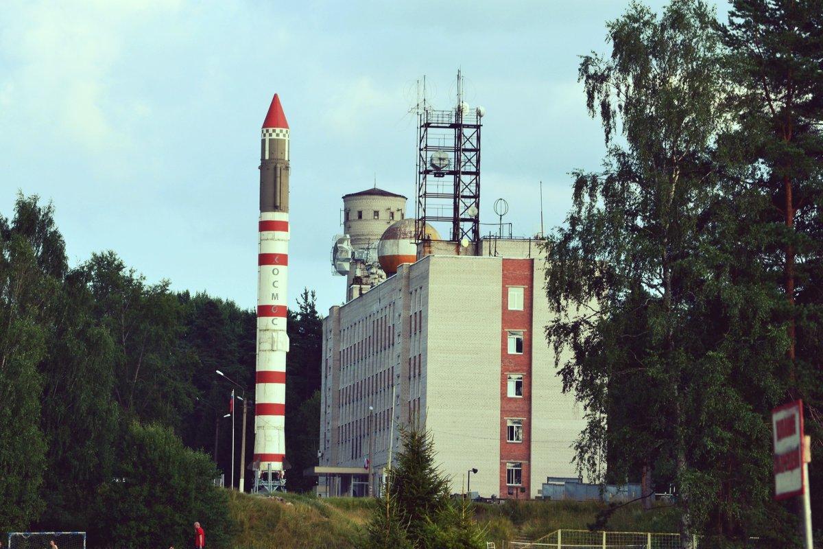 Военно-космическая академия им