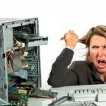 Что делать, если не включается компьютер и причины поломки